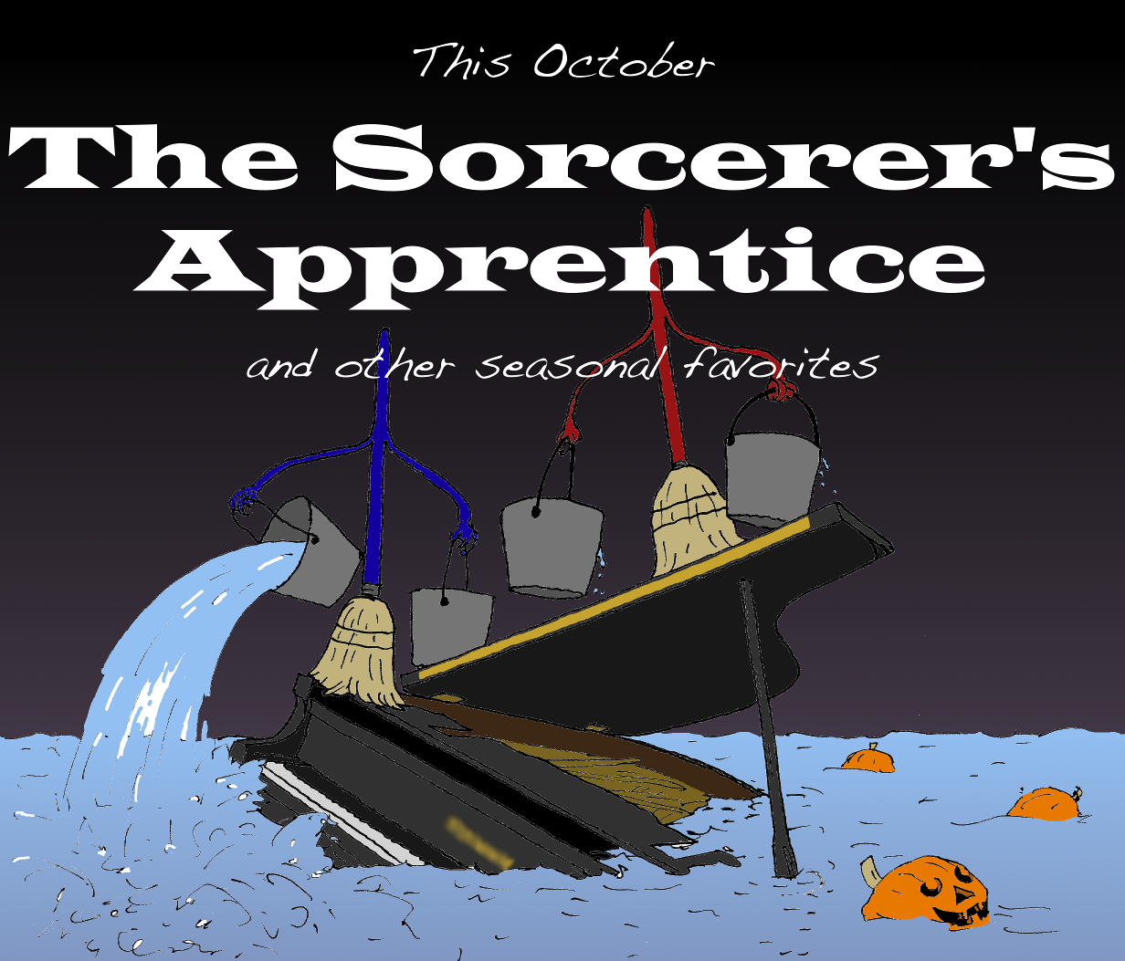The Sorcerer's Apprentice, and Other Seasonal Favorites